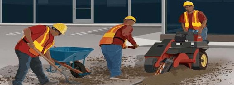 Integración de cuadrillas de trabajo